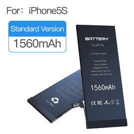 Batterie Li-Ionpolymer-Apples Iphone 5s neue Msds Lithium-Batterie Soems Iphone