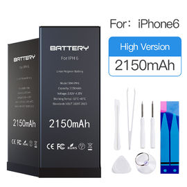 Ursprüngliche neue Batterie Apples Iphone, 2150mAh neue Batterie Iphone 6 Soems Apple